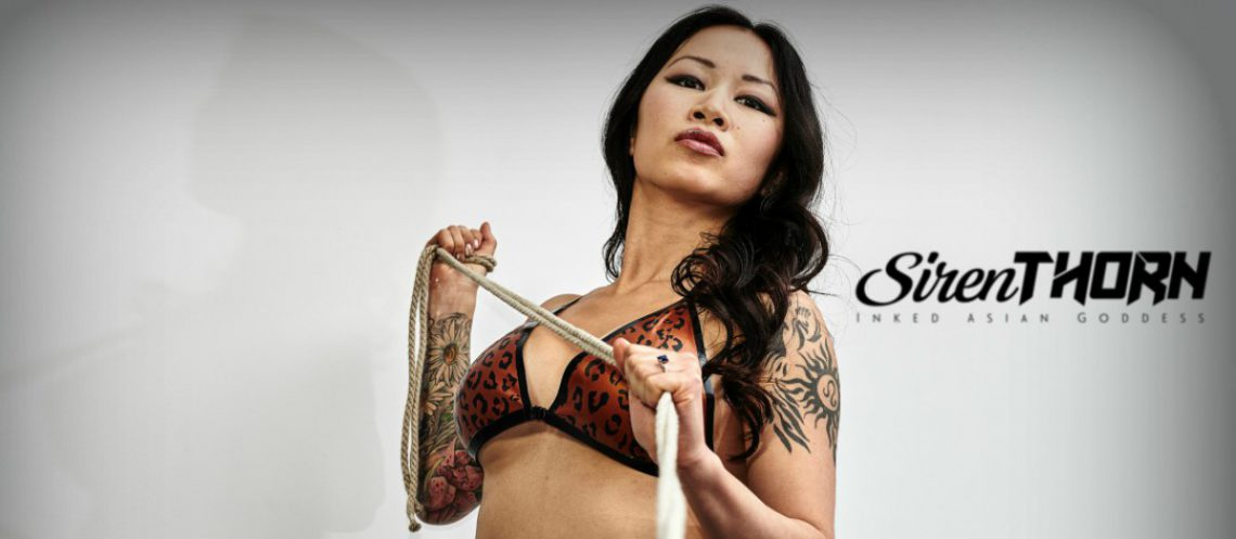 Toronto Asian Dominatrix, Mistress Siren Thorn