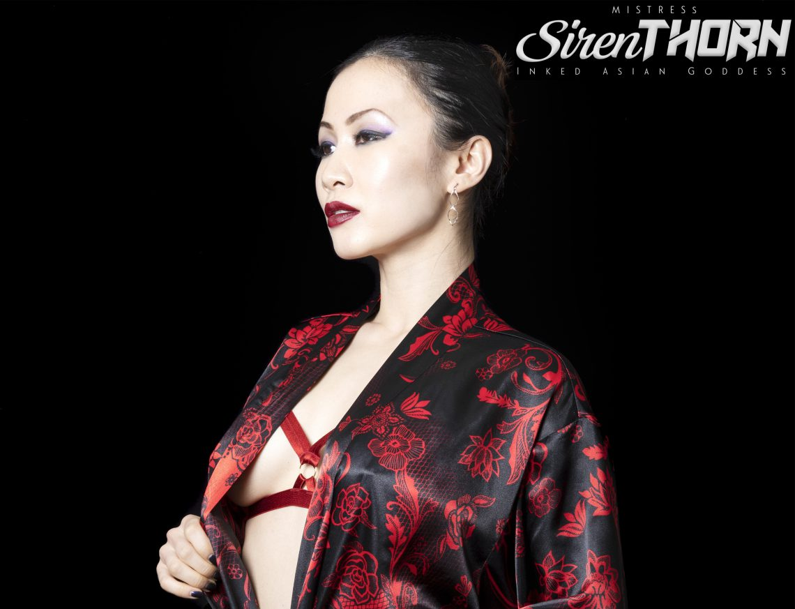 Toronto Asian Dominatrix / ProDomme, Mistress Siren Thorn